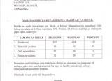 Request For Desks - Shamaliwa Primary School