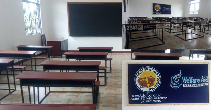 TDCF-classroom